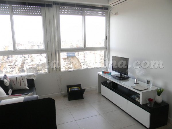 Avenida de Mayo and San Jose I: Apartment for rent in Buenos Aires