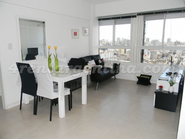 Avenida de Mayo and San Jose I: Furnished apartment in Congreso