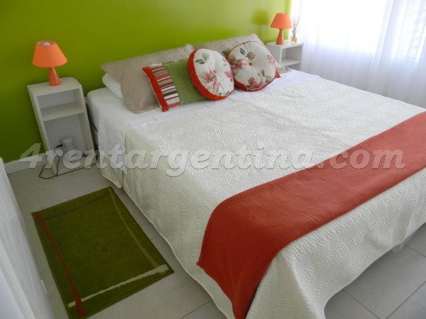 Avenida de Mayo and San Jose I: Apartment for rent in Congreso