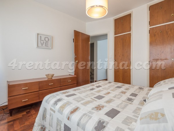 Apartment Belgrano and Balcarce - 4rentargentina