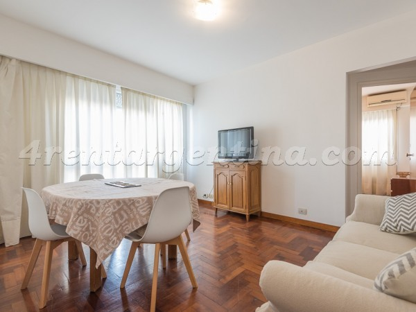 Belgrano and Balcarce: Apartment for rent in San Telmo