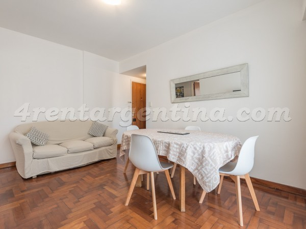 Belgrano and Balcarce: Apartment for rent in Buenos Aires