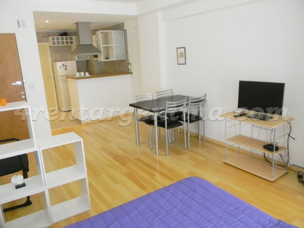 Julian Alvarez et Soler, apartment fully equipped