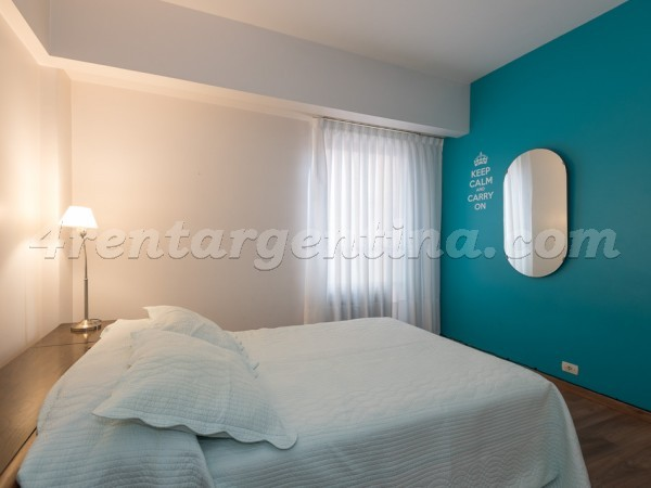 Apartment Castex and San Martin de Tours - 4rentargentina