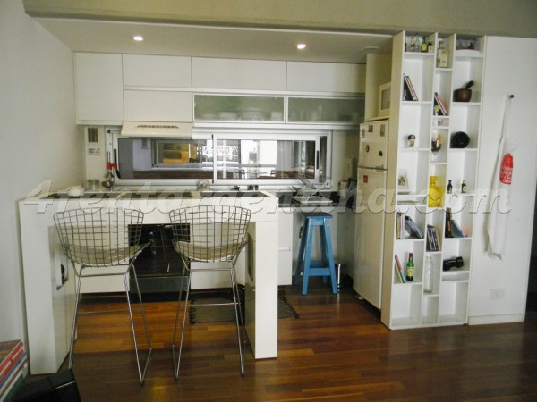 Costa Rica and Arevalo: Apartment for rent in Buenos Aires