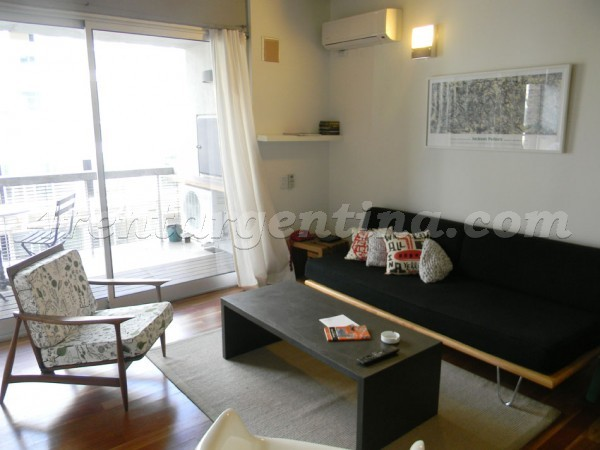 Costa Rica and Arevalo: Furnished apartment in Palermo