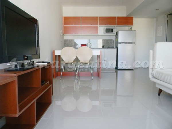 Garay and Piedras, apartment fully equipped