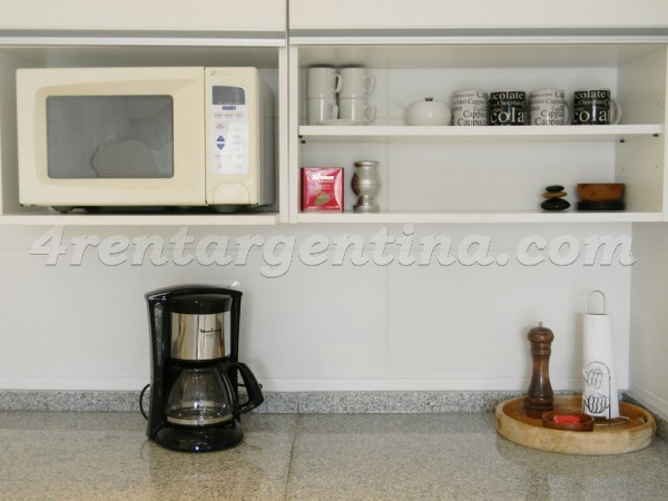Apartment Corrientes and Jean Jaures VI - 4rentargentina