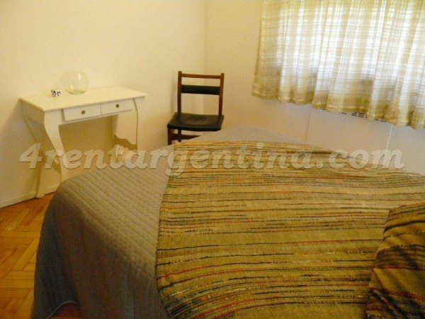 Bustamante and Las Heras I: Apartment for rent in Buenos Aires