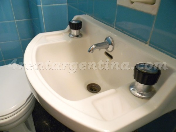 Bustamante et Las Heras I, apartment fully equipped