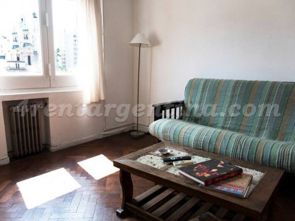 Apartment Balcarce and Moreno - 4rentargentina