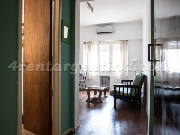 Balcarce and Moreno: Apartment for rent in San Telmo