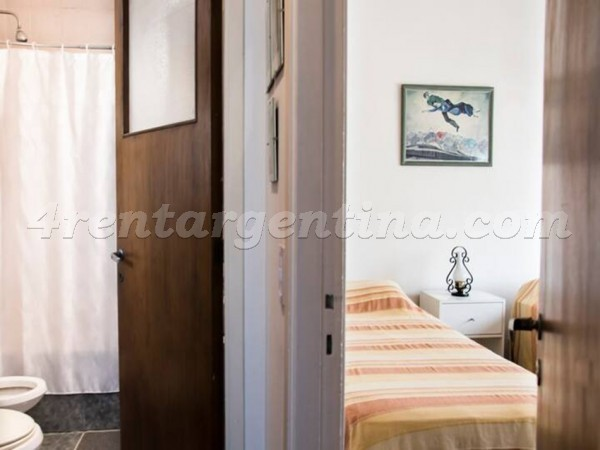 Apartment Balcarce and Moreno - 4rentargentina