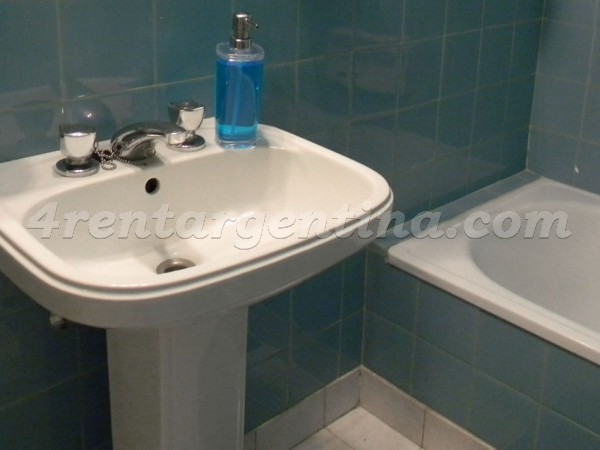 Darregueyra and Guatemala I: Furnished apartment in Palermo