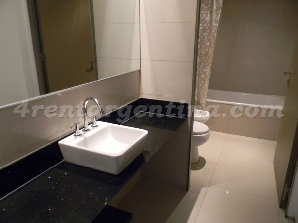 Guemes and Thames VI: Furnished apartment in Palermo