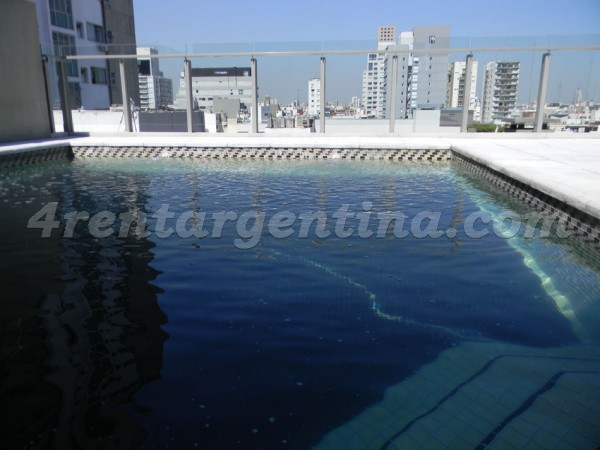 Apartment Guemes and Thames VI - 4rentargentina