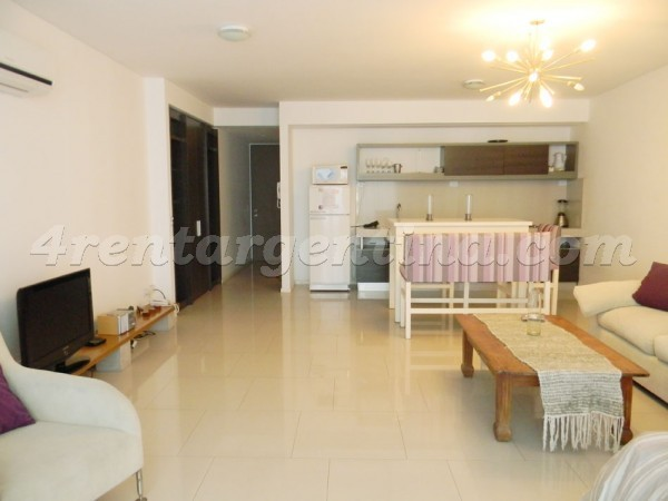 Guemes and Thames VI, apartment fully equipped