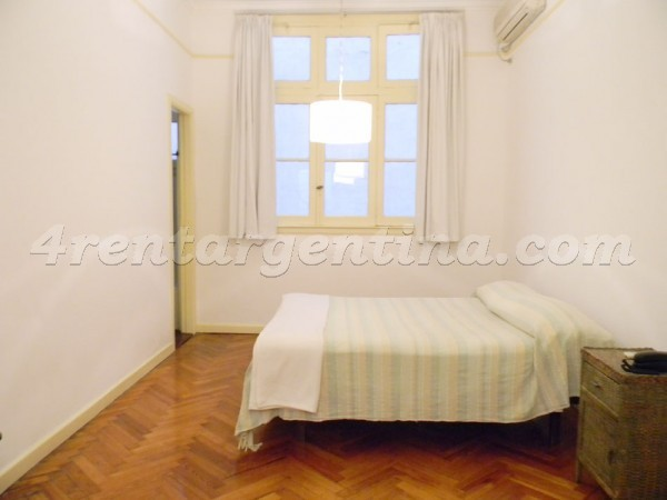 Cerrito et Lavalle I, apartment fully equipped
