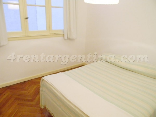 Cerrito and Lavalle I: Apartment for rent in Buenos Aires