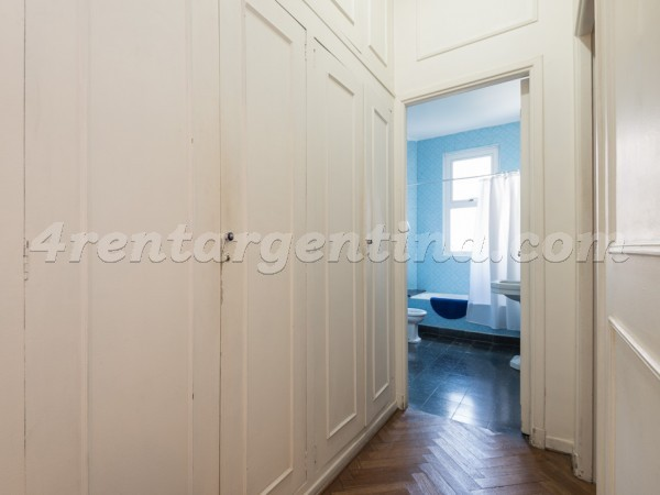 Uriburu and Juncal: Apartment for rent in Buenos Aires