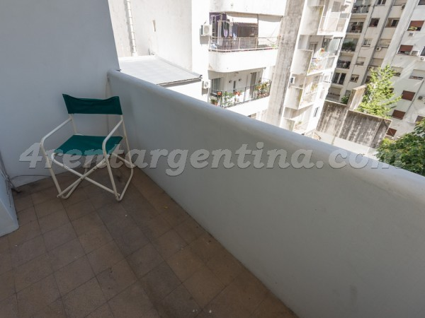 Apartment Uriburu and Juncal - 4rentargentina