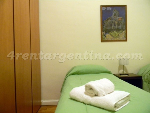 Apartment Santa Fe and Riobamba II - 4rentargentina