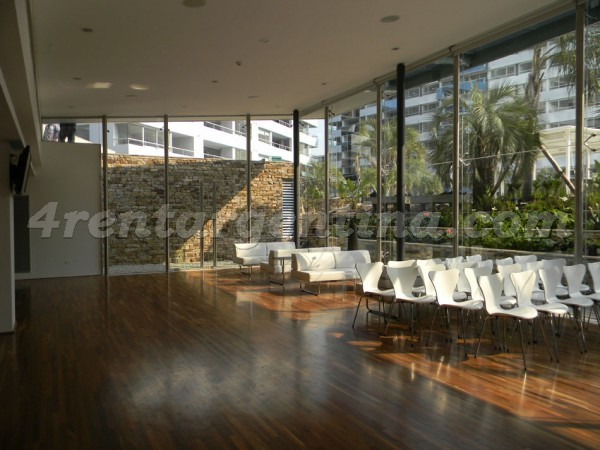 Pe�aloza and Juana Manso: Apartment for rent in Puerto Madero