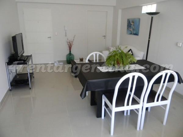 Apartment Cabrera and Aguero I - 4rentargentina
