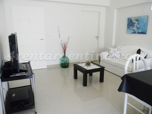 Cabrera and Aguero I: Furnished apartment in Palermo