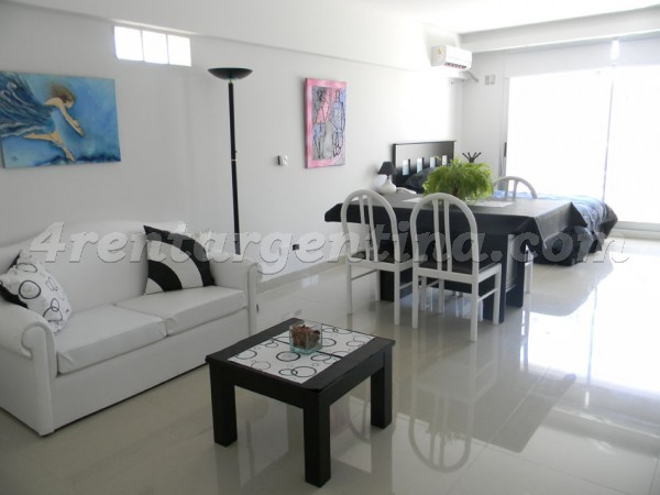 Cabrera and Aguero I: Apartment for rent in Palermo