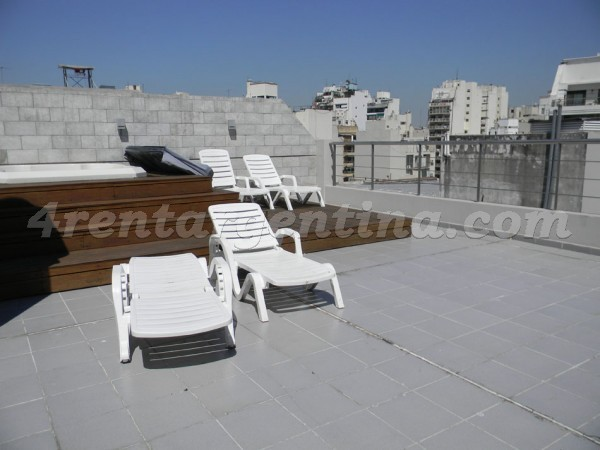 Apartment Cabrera and Aguero II - 4rentargentina