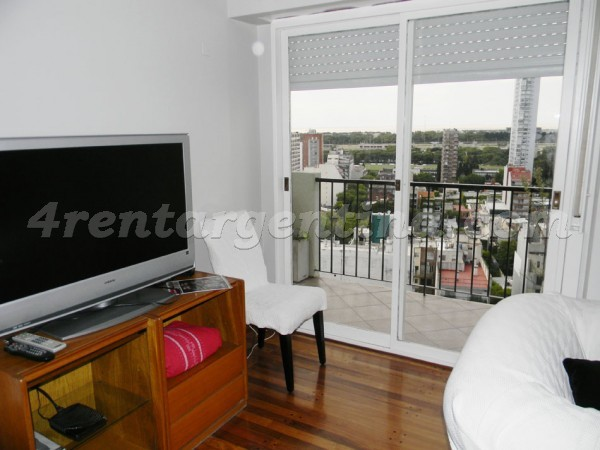L.M. Campos et Dorrego I: Apartment for rent in Las Ca�itas
