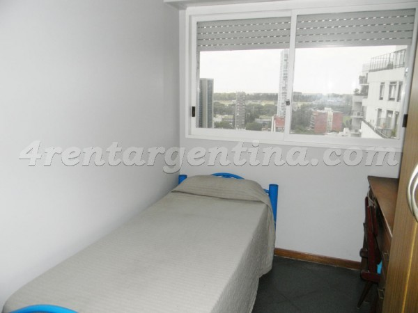 L.M. Campos et Dorrego I: Apartment for rent in Buenos Aires