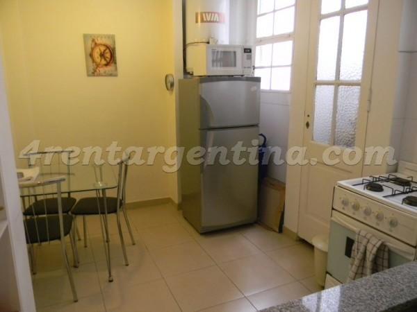 Apartment M.T. Alvear and Esmeralda IV - 4rentargentina
