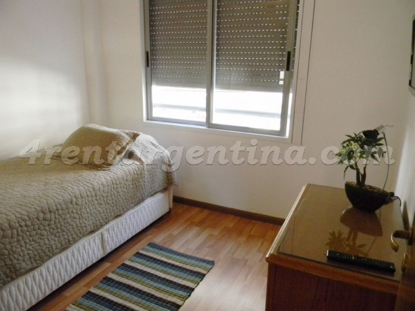 Crisologo Larralde and Libertador: Apartment for rent in Buenos Aires