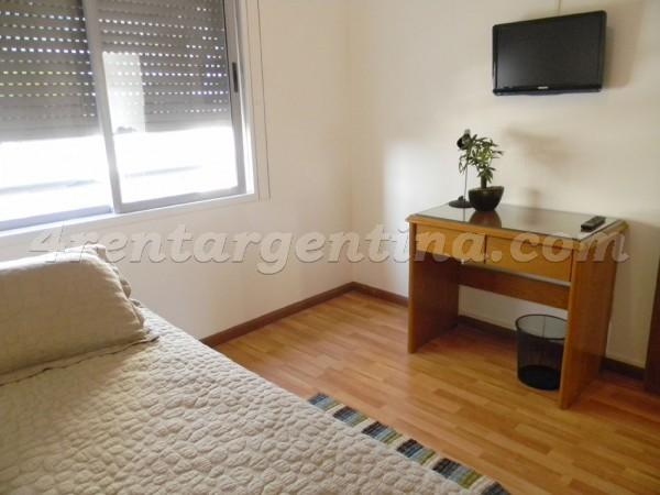 Apartment Crisologo Larralde and Libertador - 4rentargentina
