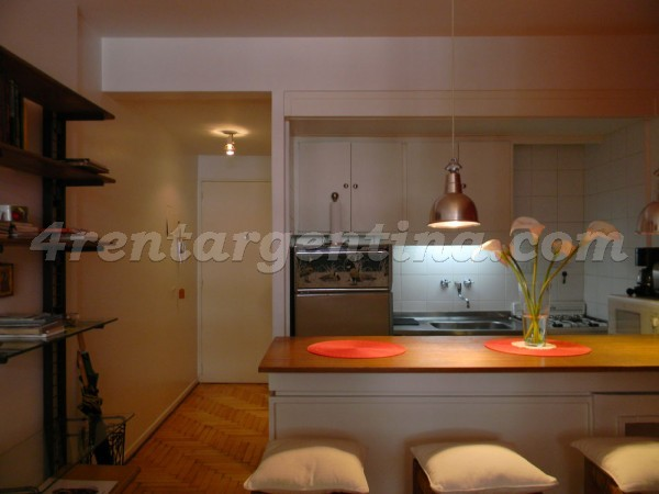 Migueletes et Matienzo I: Furnished apartment in Las Ca�itas