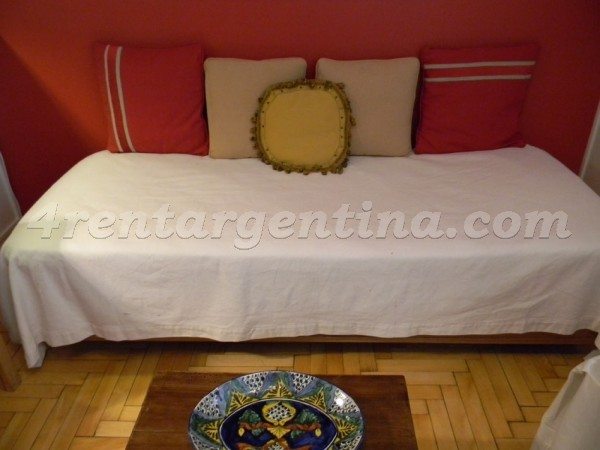 Migueletes and Matienzo I: Apartment for rent in Las Ca�itas