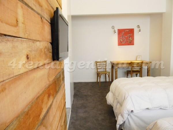 Apartamento Uruguay e Cordoba V - 4rentargentina