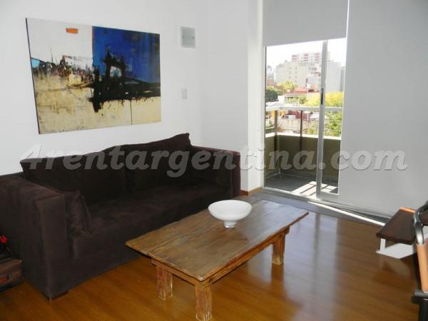 Apartment Nicaragua and Fitz Roy I - 4rentargentina