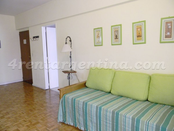 Apartment Ayacucho and M.T. Alvear - 4rentargentina
