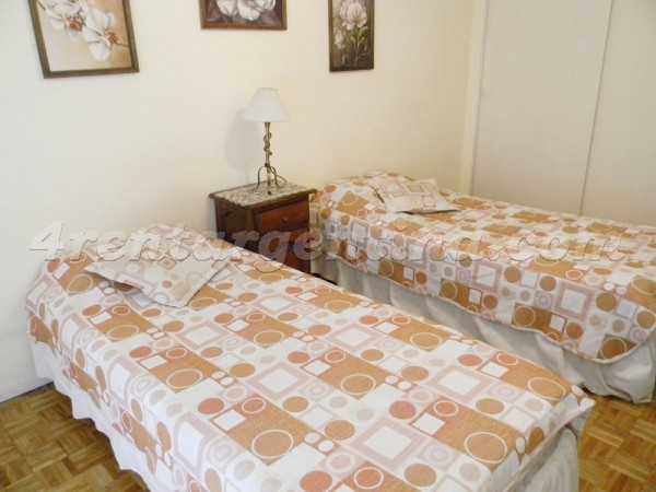 Ayacucho and M.T. Alvear: Apartment for rent in Buenos Aires