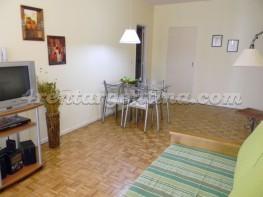 Apartamento Ayacucho e M.T. Alvear - 4rentargentina