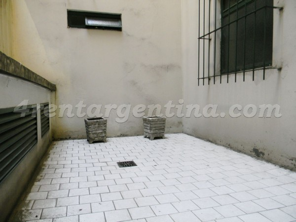 Ayacucho and M.T. Alvear: Apartment for rent in Recoleta