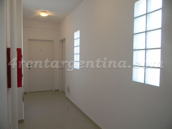 Charcas and Darregueyra: Furnished apartment in Palermo