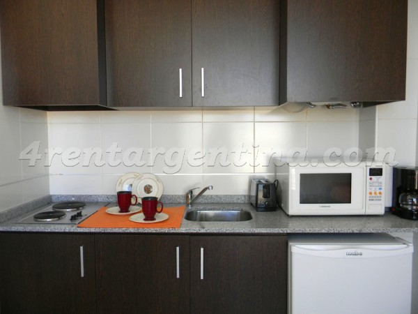 Charcas and Darregueyra, apartment fully equipped