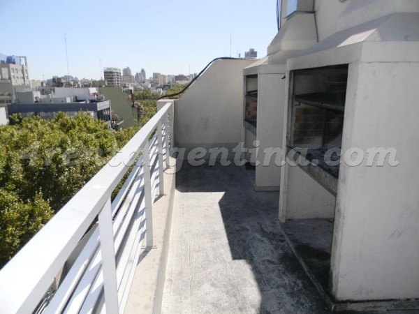 Apartment Charcas and Darregueyra - 4rentargentina