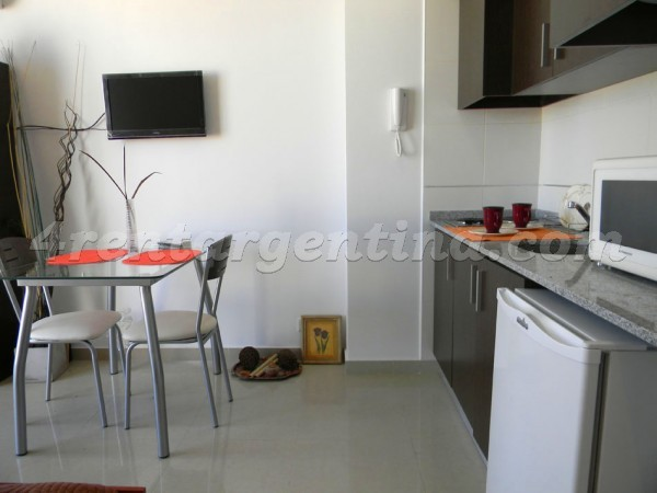 Charcas and Darregueyra: Apartment for rent in Buenos Aires