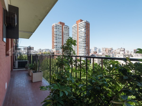 Cuba and La Pampa: Furnished apartment in Belgrano