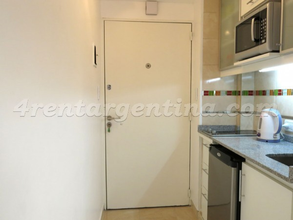 Viamonte and Florida I, apartment fully equipped